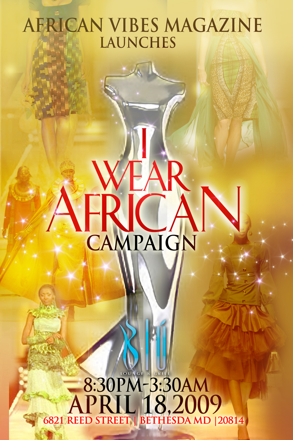 I Wear African Campaign - Photo African Vibes