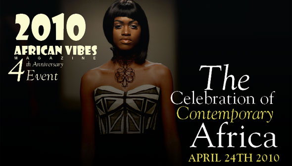 African Vibes 4th Anniversary Event - African Vibe Magazine