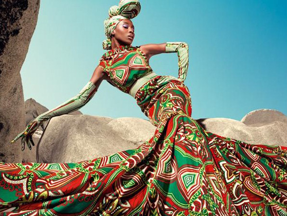 Nouvelle Histoire - Iconic Vlisco designs are rediscovered and redefined into new narratives - 'Nouvelle Histoire'