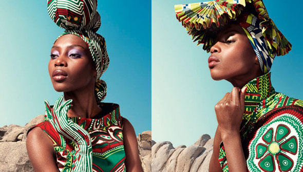 'Nouvelle Histoire' consists of modern-day collector's items from Vlisco's own Golden Age